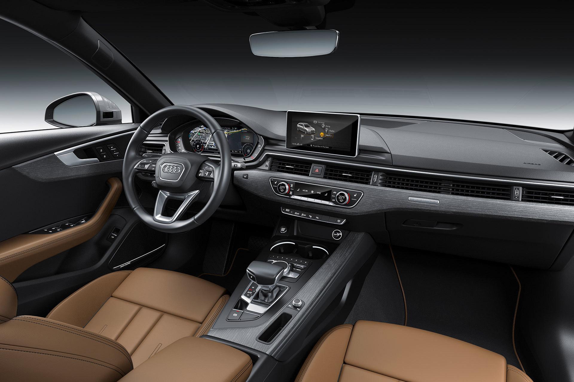 Audi A4 Avant 2018 01