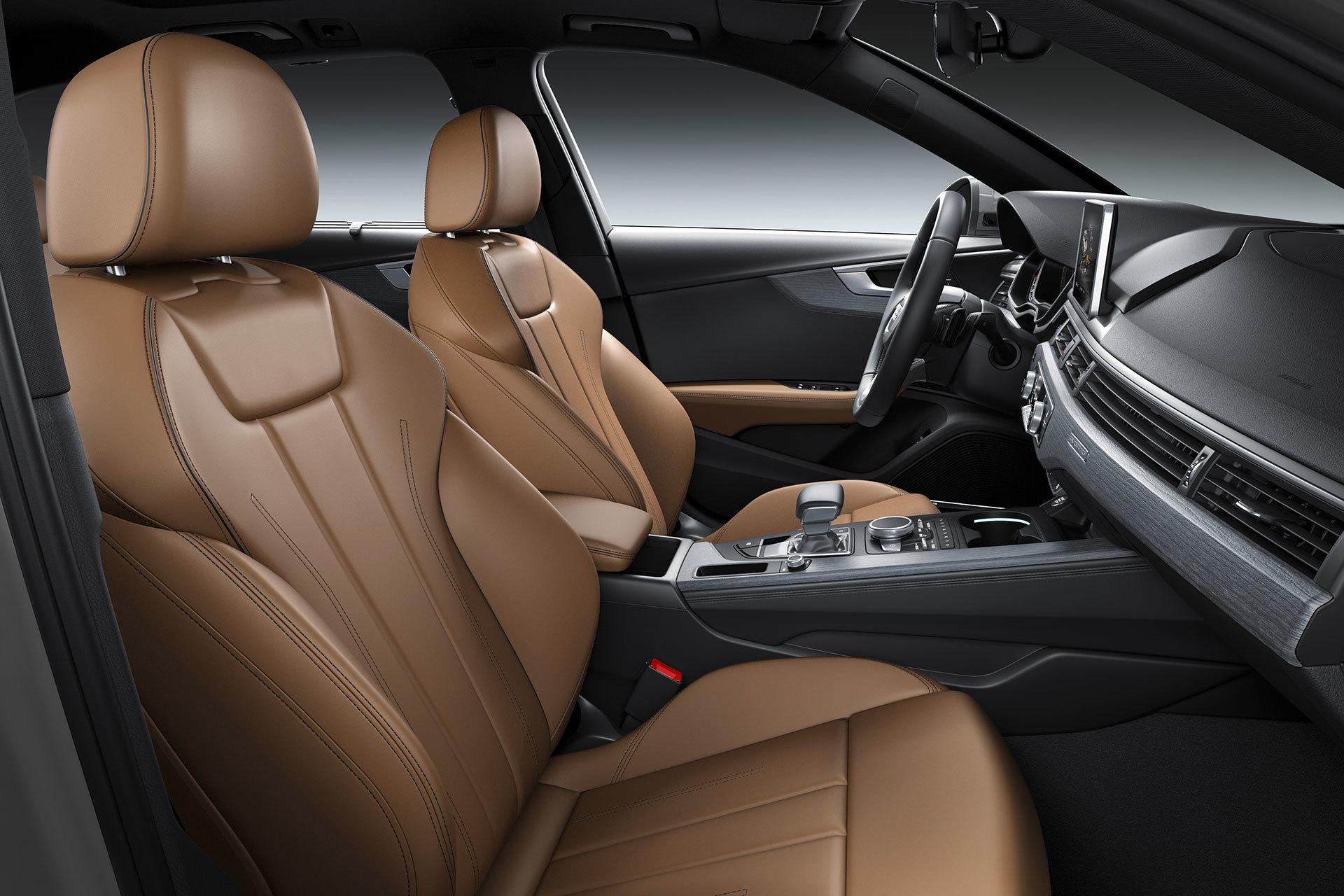 Audi A4 Avant 2018 02