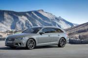 Audi A4 Avant 2018 03 thumbnail