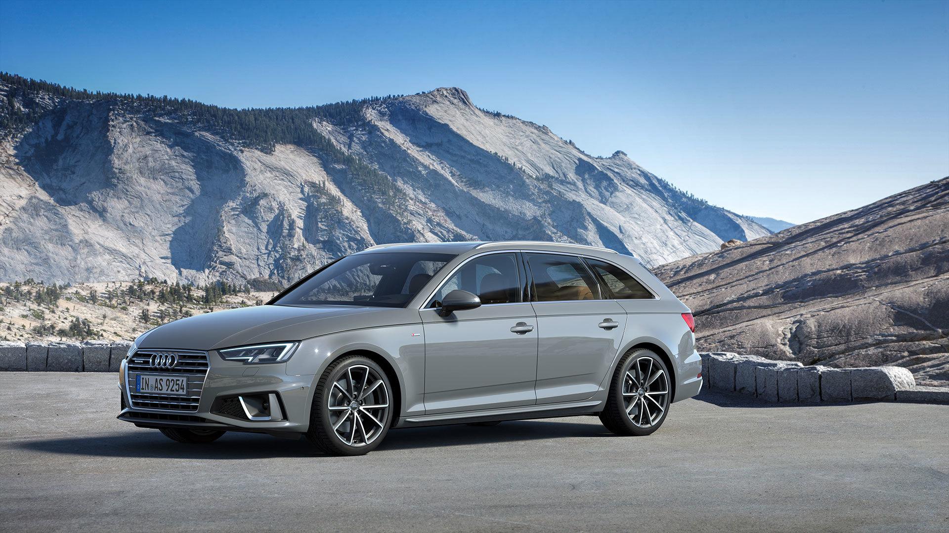 Audi A4 Avant 2018 03