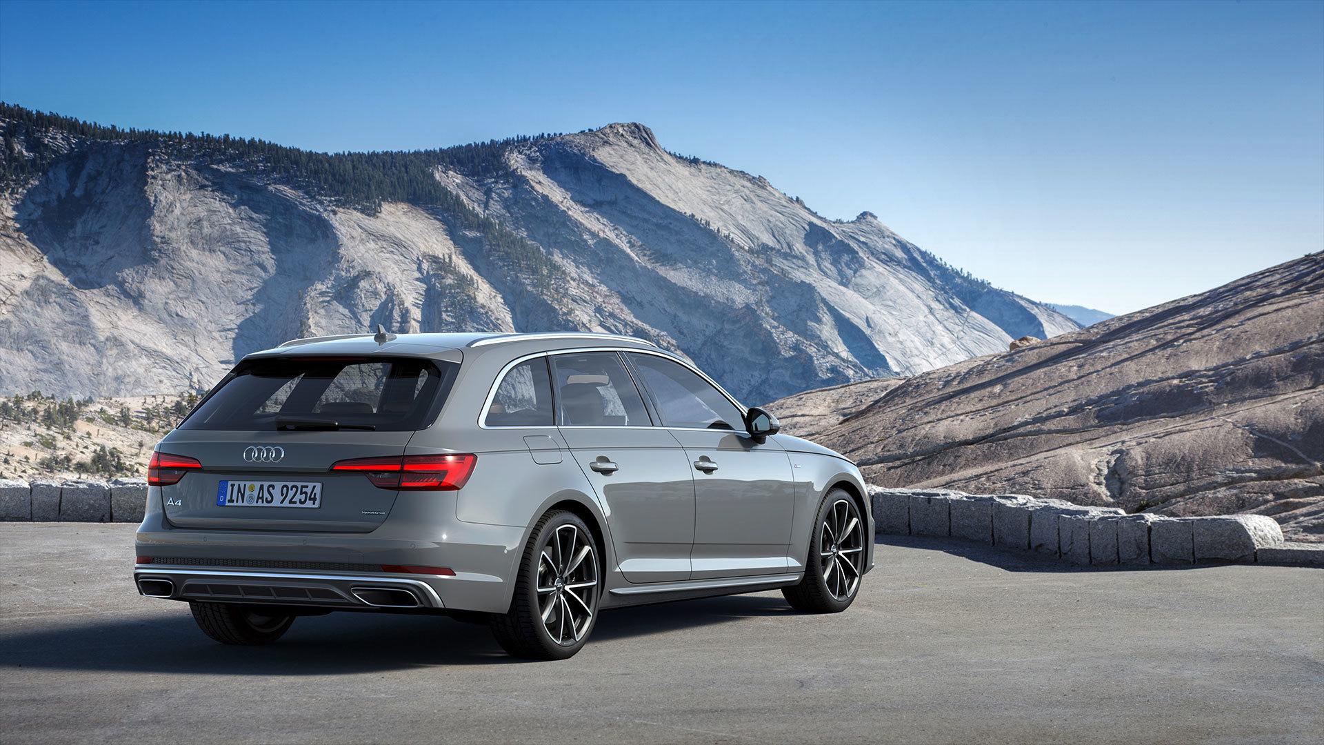 Audi A4 Avant 2018 04