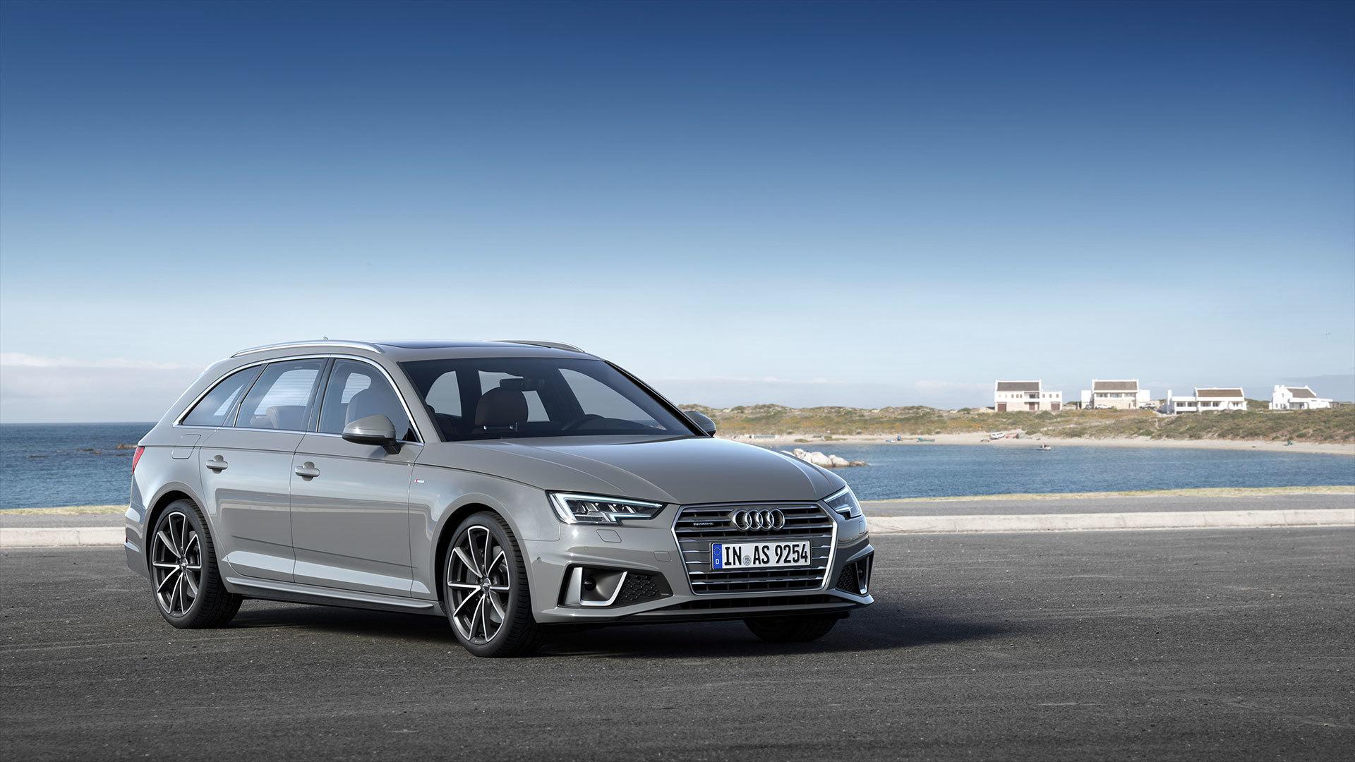 Audi A4 Avant 2018 05