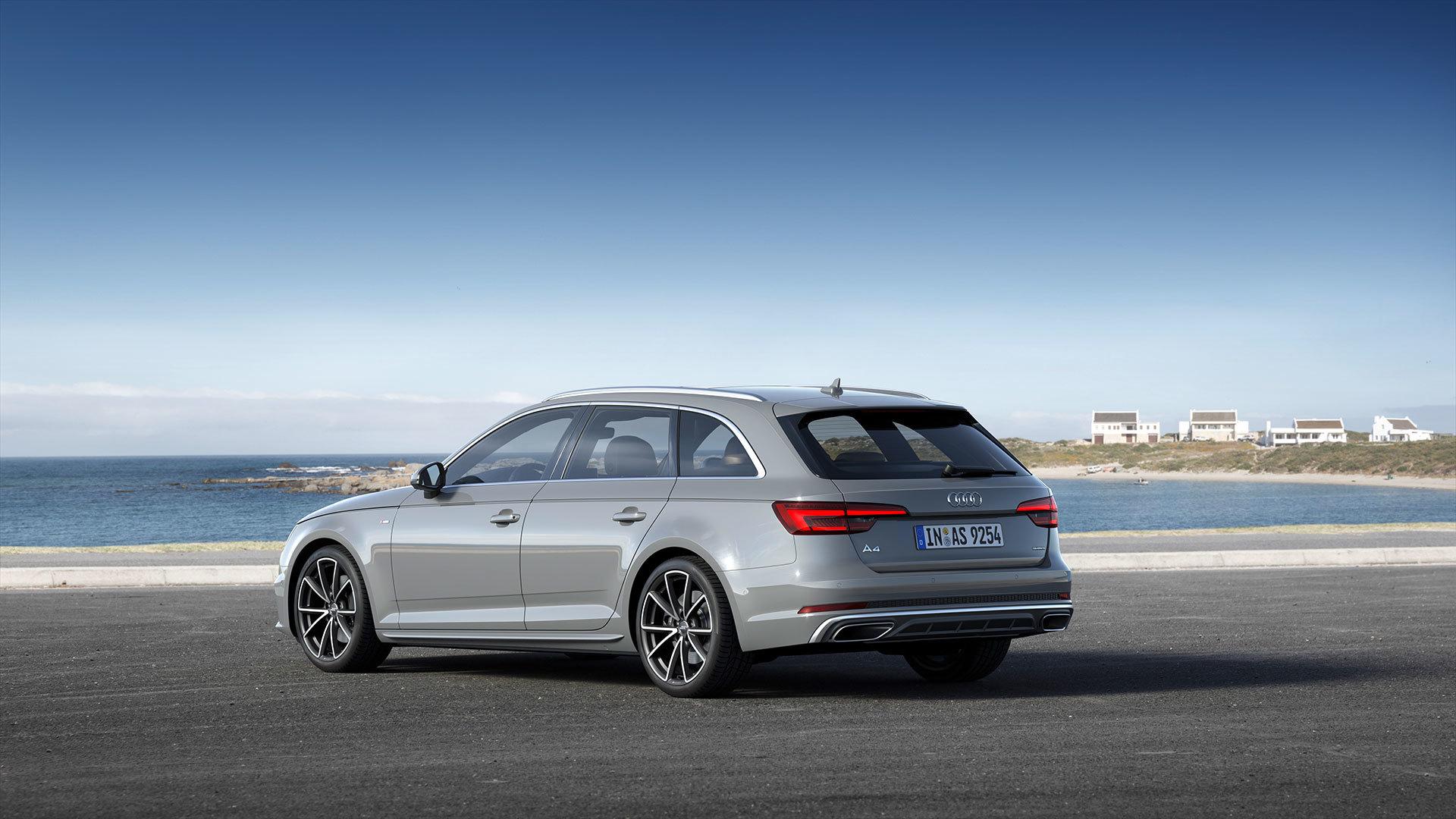 Audi A4 Avant 2018 06