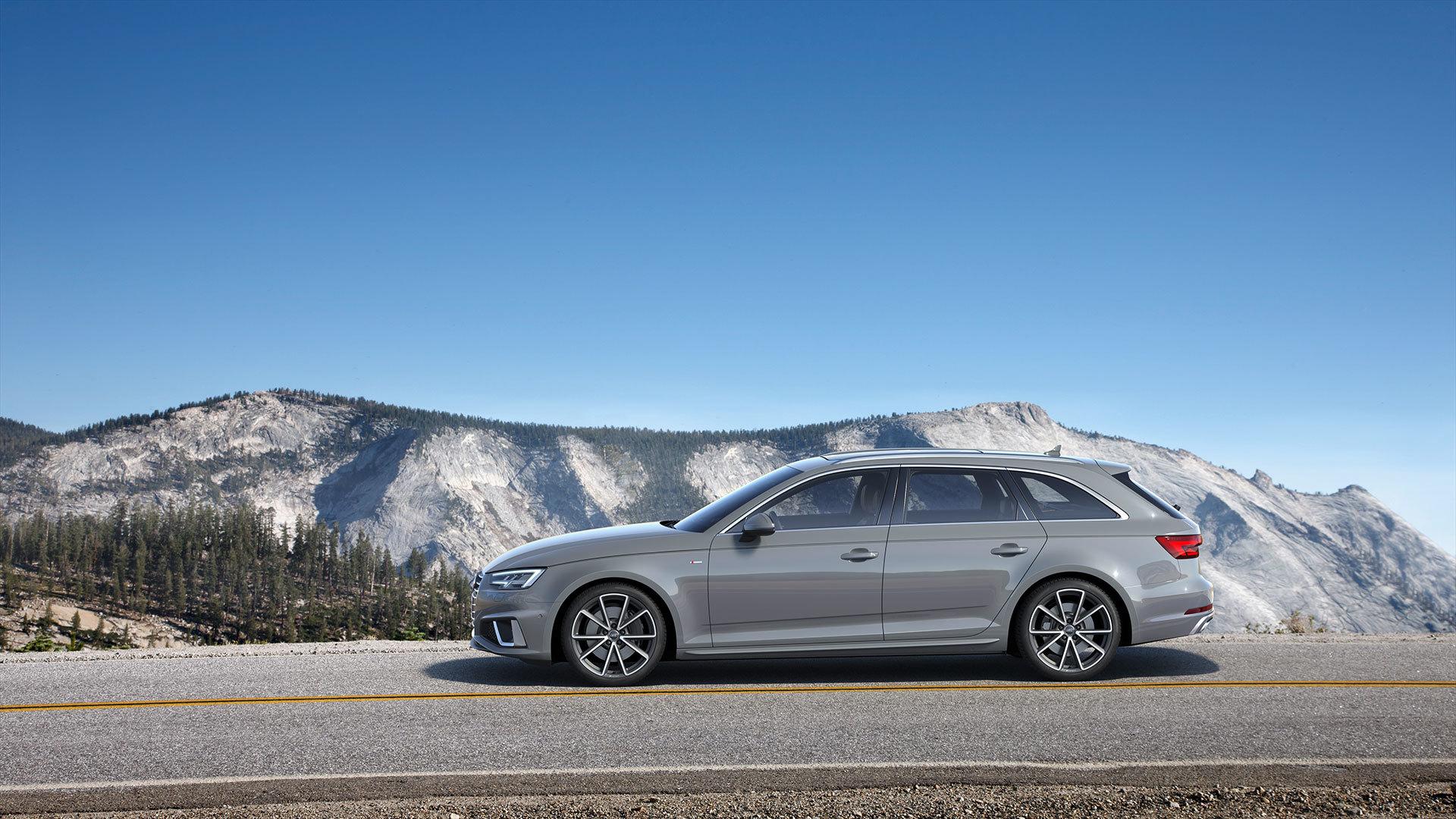 Audi A4 Avant 2018 07
