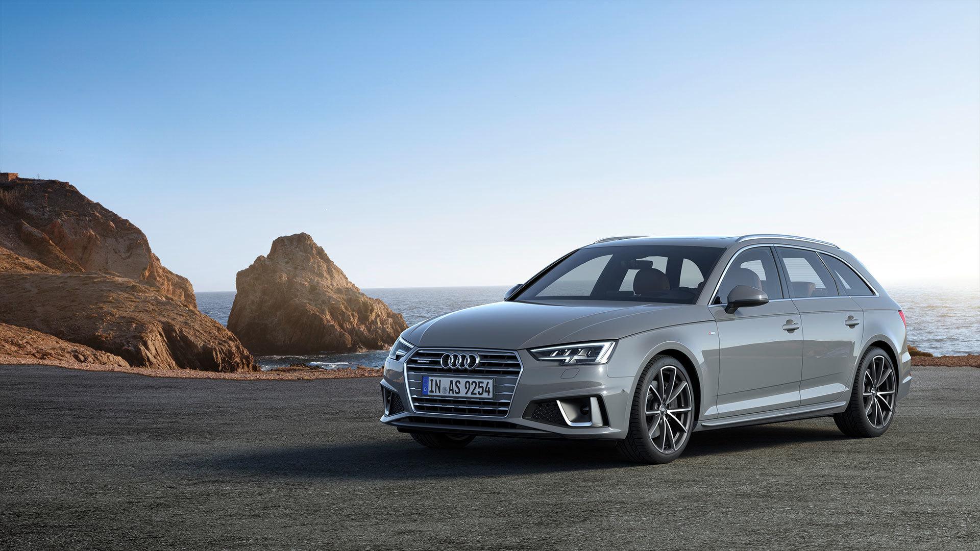 Audi A4 Avant 2018 09