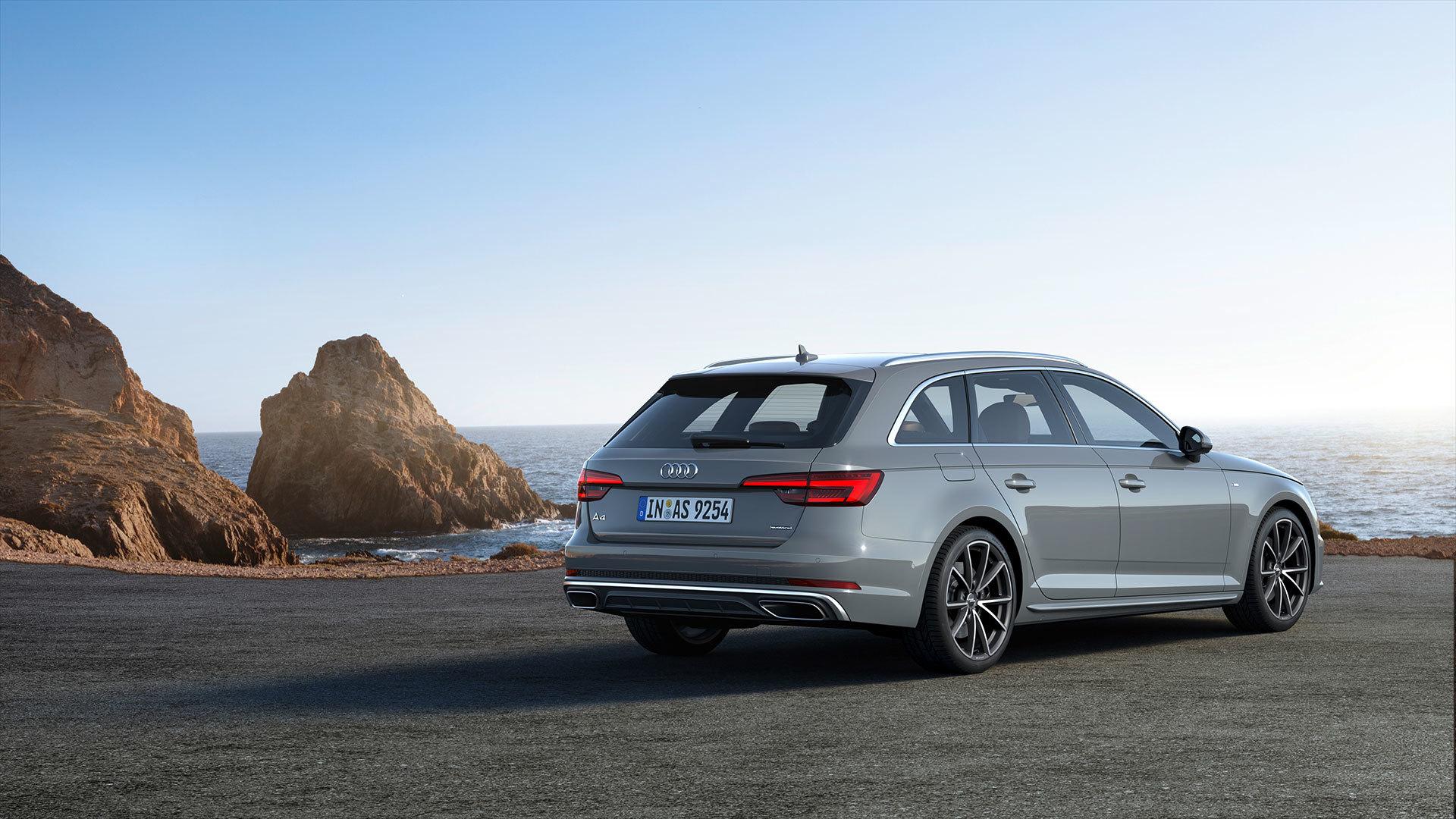 Audi A4 Avant 2018 10