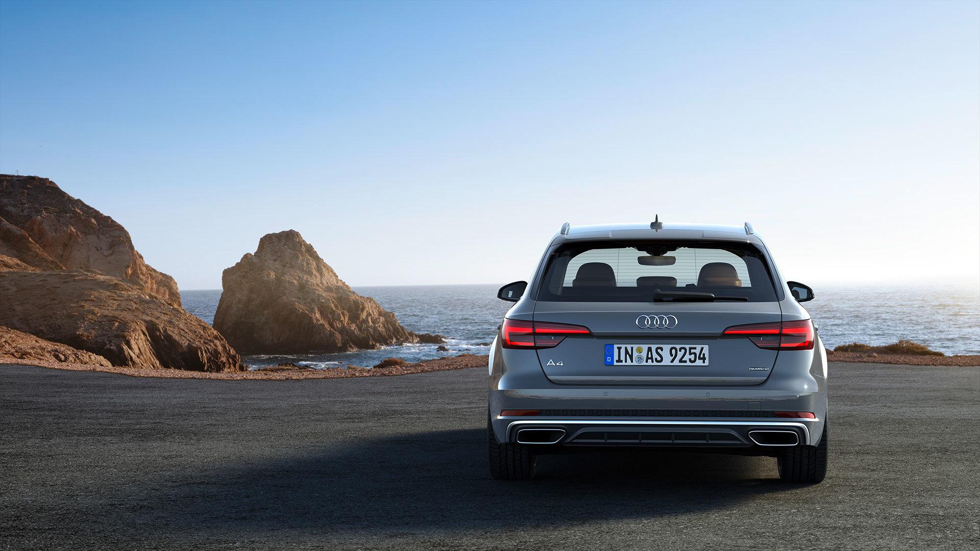 Audi A4 Avant 2018 11