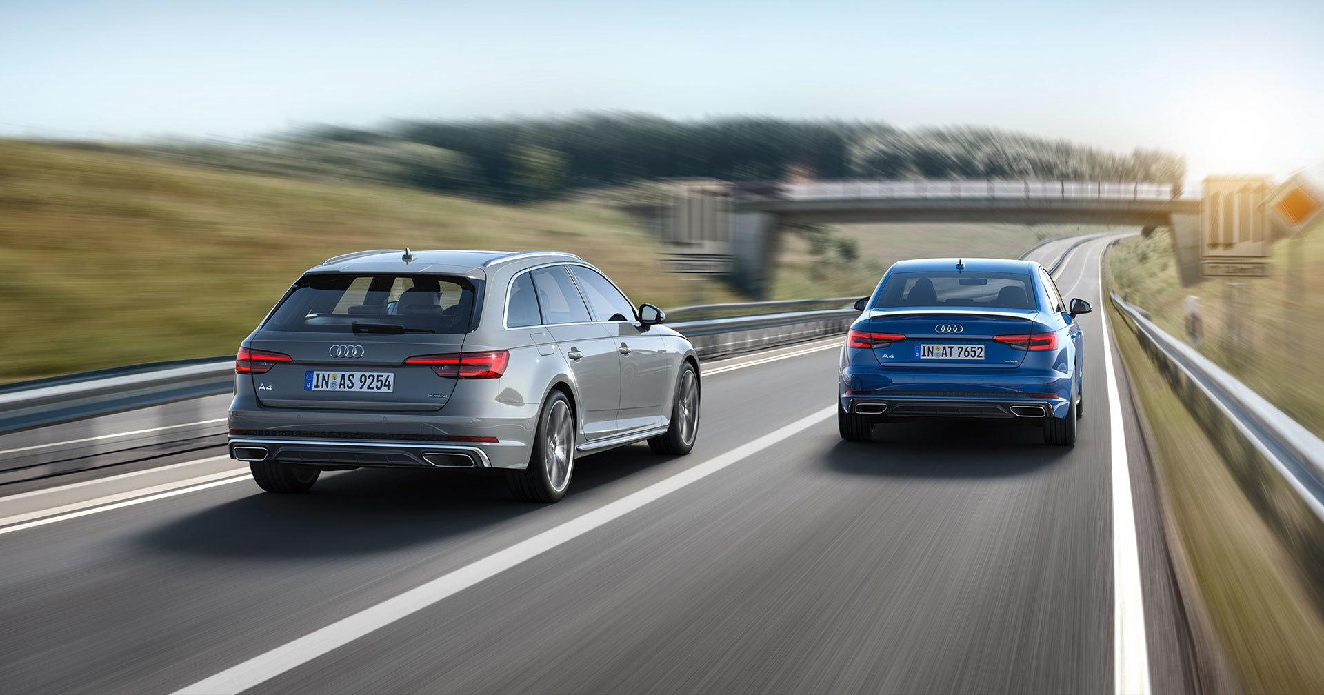 Audi A4 Avant 2018 14