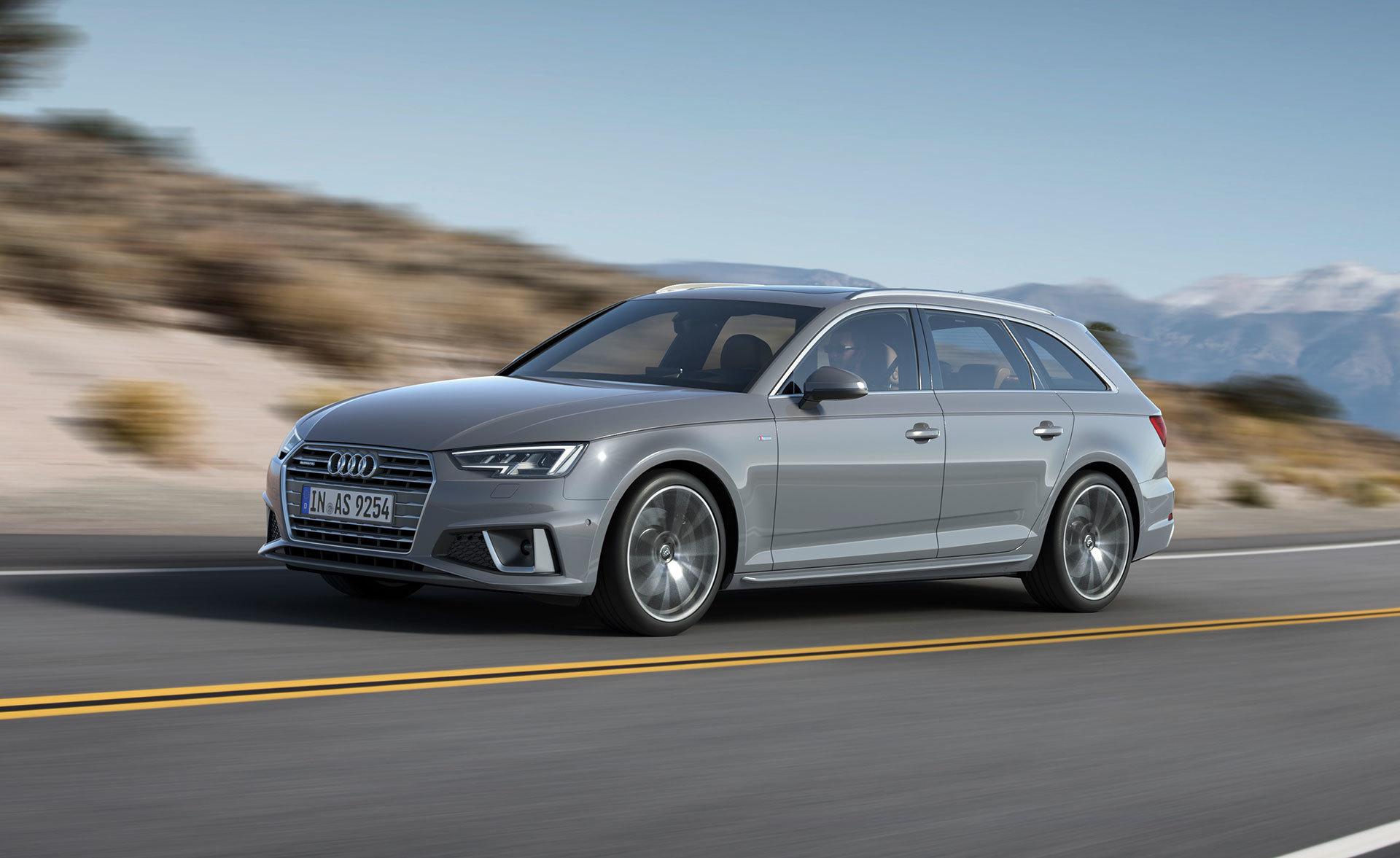 Audi A4 Avant 2018 15