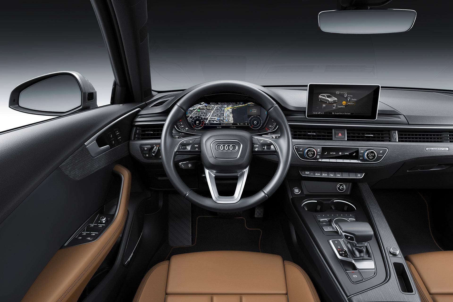 Audi A4 Avant 2018 16