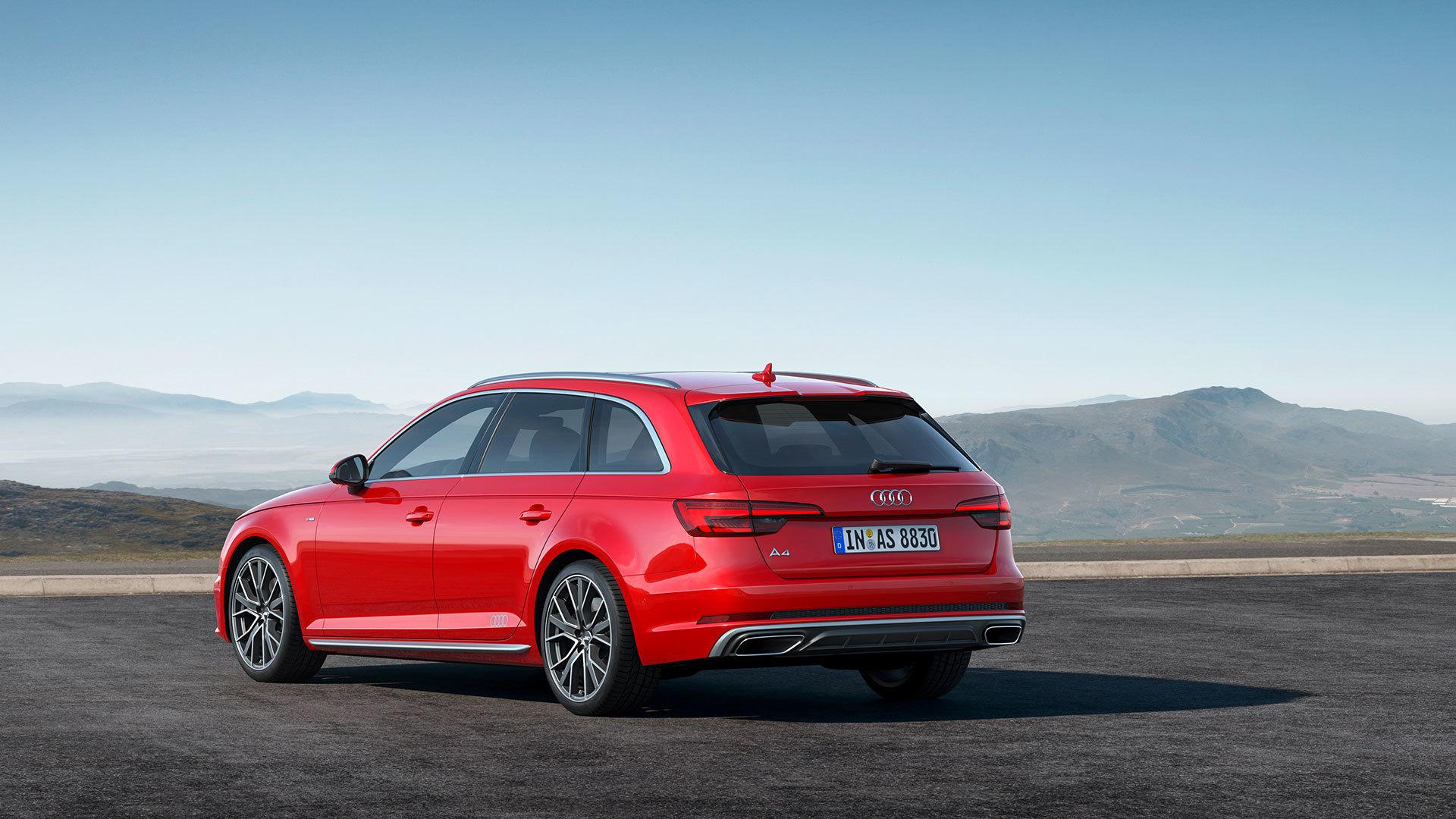 Audi A4 Avant 2018 18