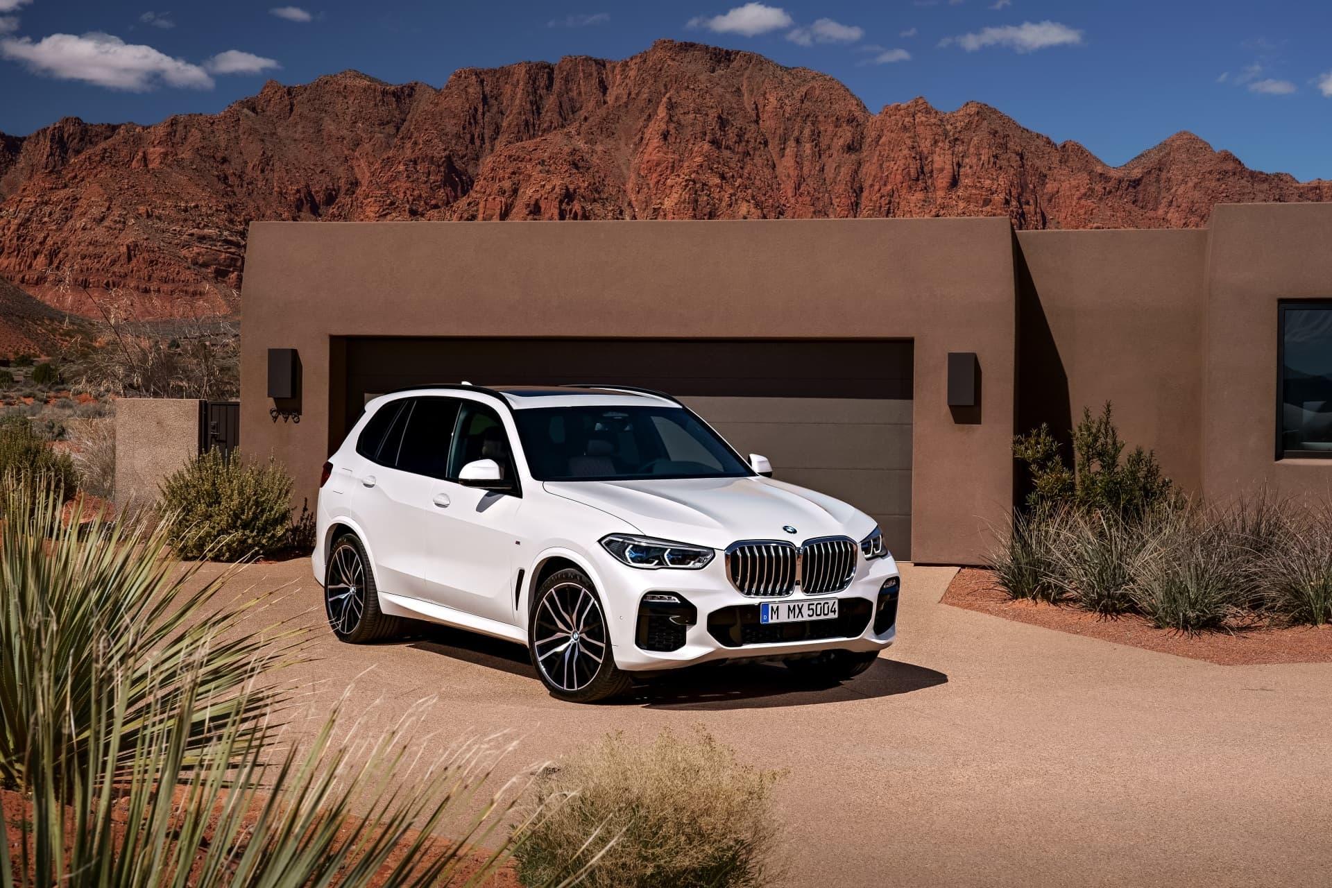 Next Gen BMW X5 Suv Interior