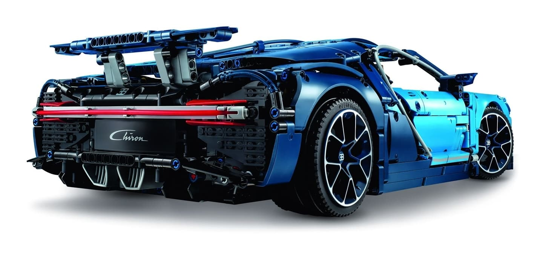 Bugatti Chiron Lego 0618 002
