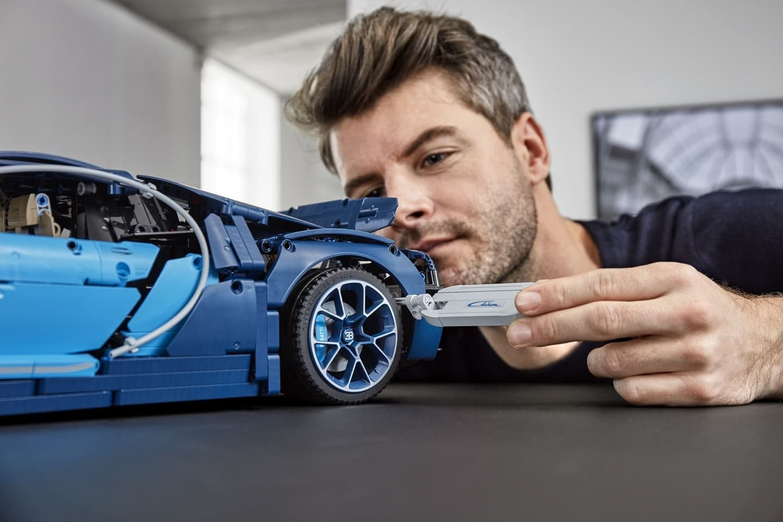 Bugatti Chiron Lego 0618 011