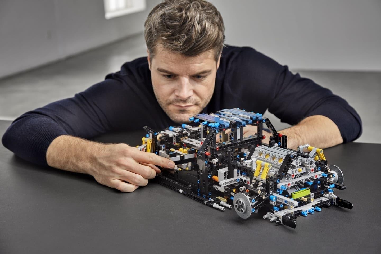 Bugatti Chiron Lego 0618 014