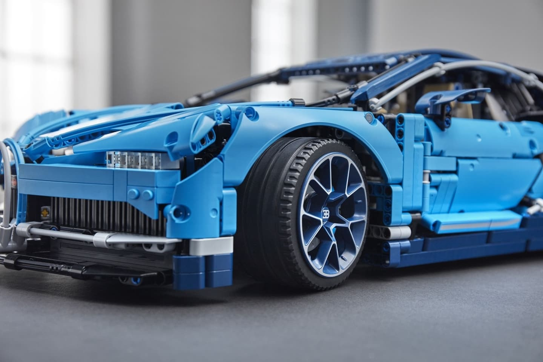 Bugatti Chiron Lego 0618 016