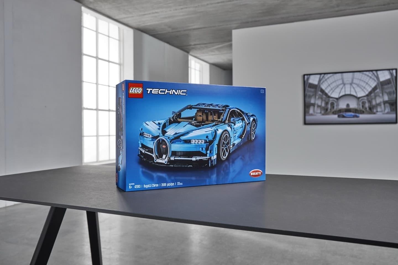 Bugatti Chiron Lego 0618 017