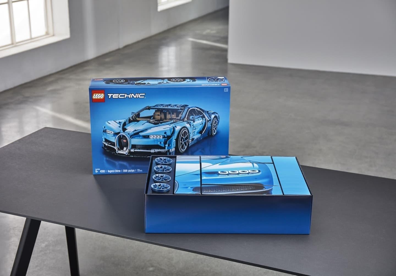 Bugatti Chiron Lego 0618 018