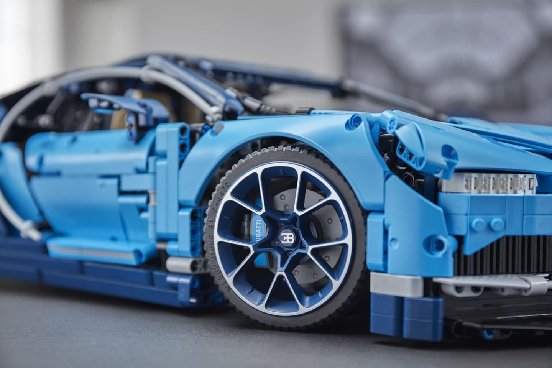 Bugatti Chiron Lego 0618 019