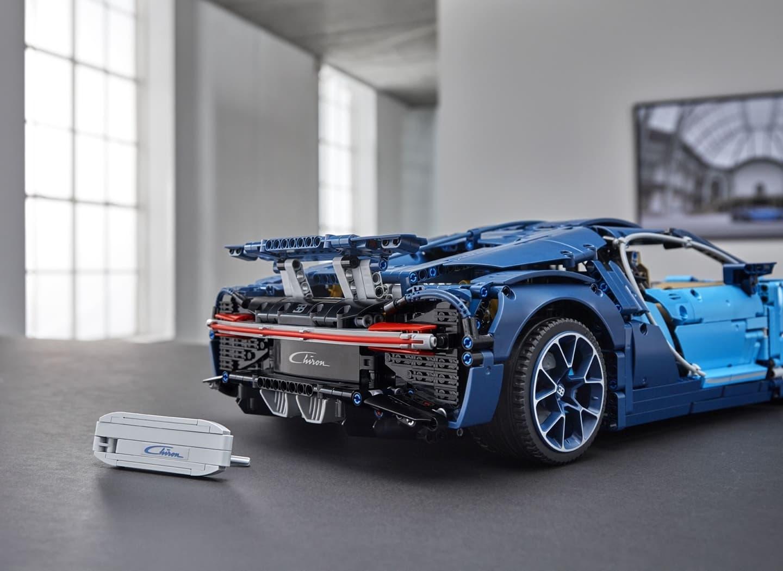 Bugatti Chiron Lego 0618 021