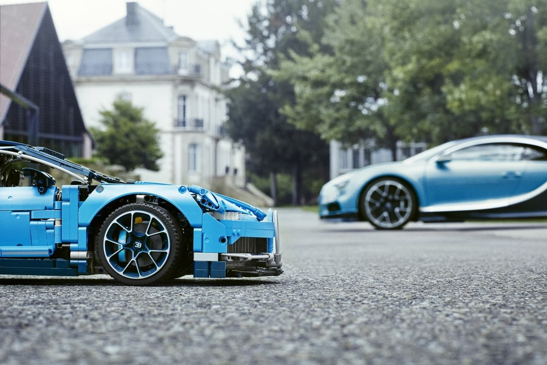 Bugatti Chiron Lego 0618 022