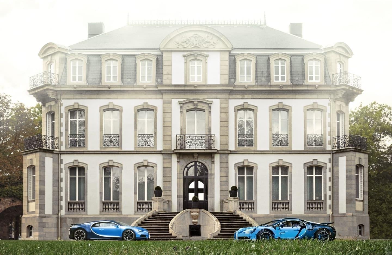 Bugatti Chiron Lego 0618 023