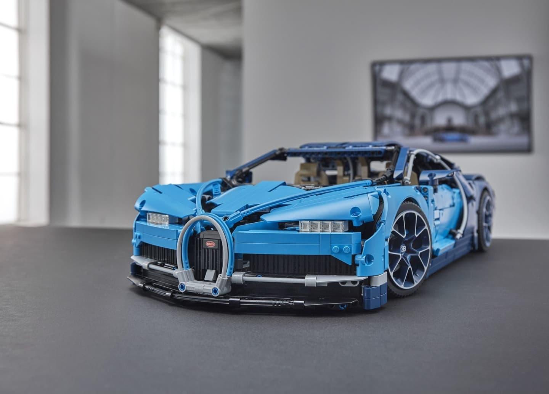 Bugatti Chiron Lego 0618 024