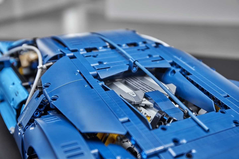 Bugatti Chiron Lego 0618 025
