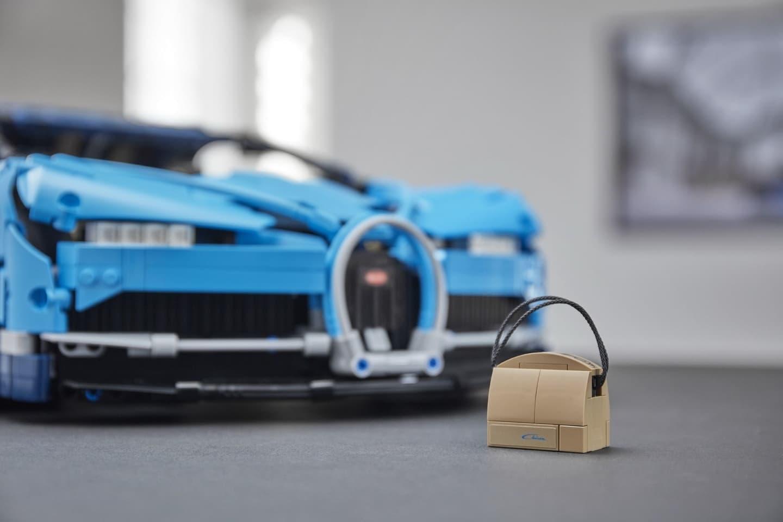 Bugatti Chiron Lego 0618 026