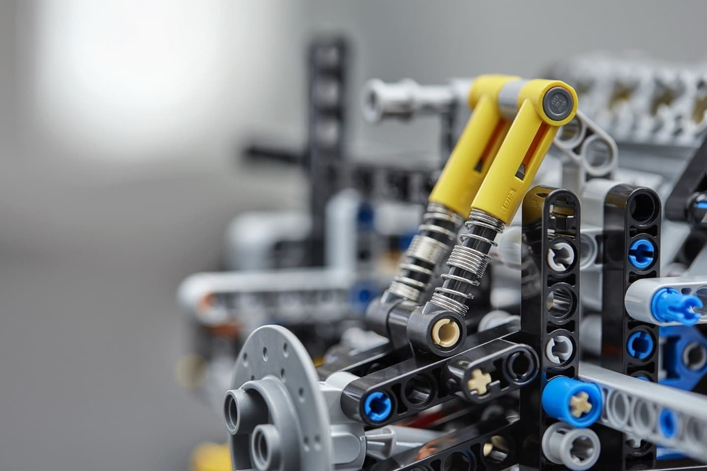 Bugatti Chiron Lego 0618 027