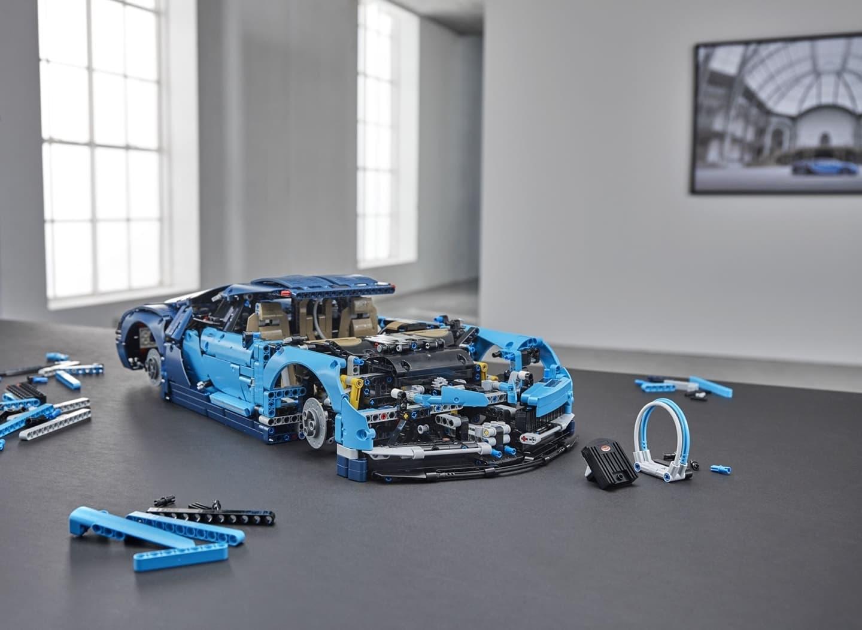 Bugatti Chiron Lego 0618 030