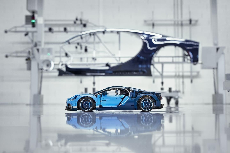 Bugatti Chiron Lego 0618 032