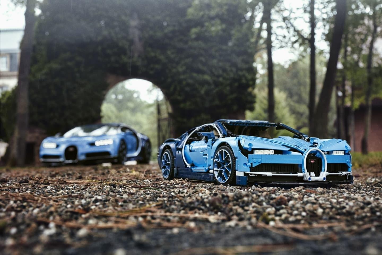 Bugatti Chiron Lego 0618 034
