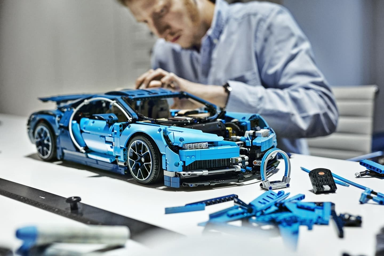 Bugatti Chiron Lego 0618 035