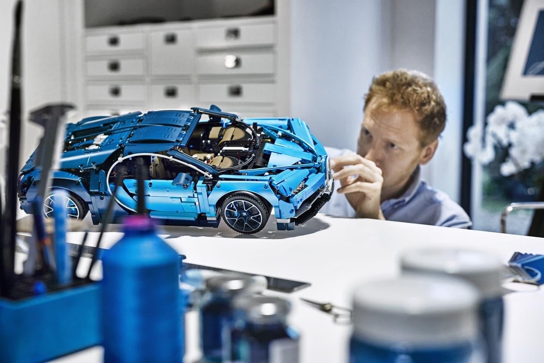 Bugatti Chiron Lego 0618 036