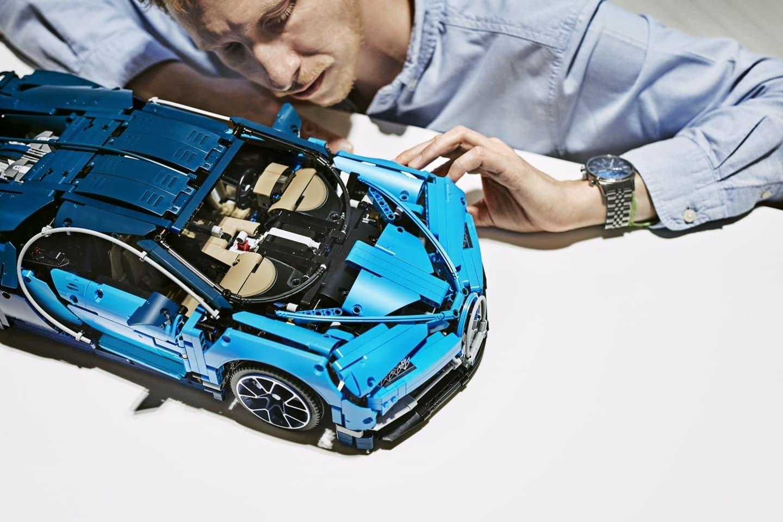 Bugatti Chiron Lego 0618 037