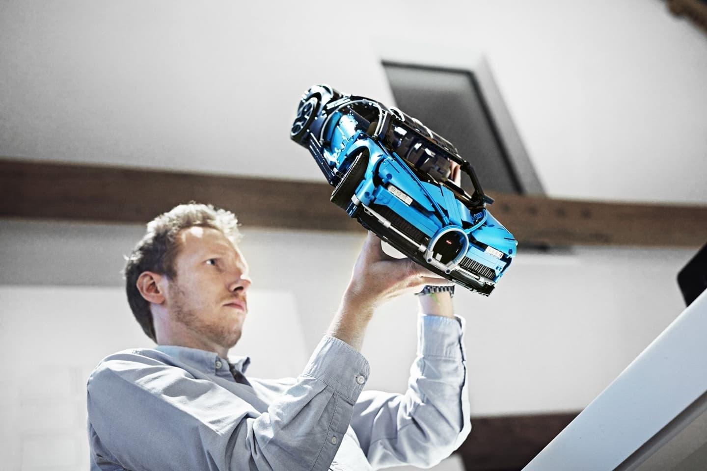 Bugatti Chiron Lego 0618 038