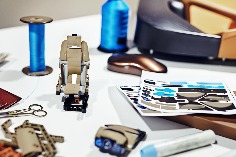 Bugatti Chiron Lego 0618 039
