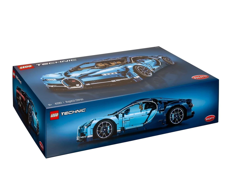 Bugatti Chiron Lego 0618 040