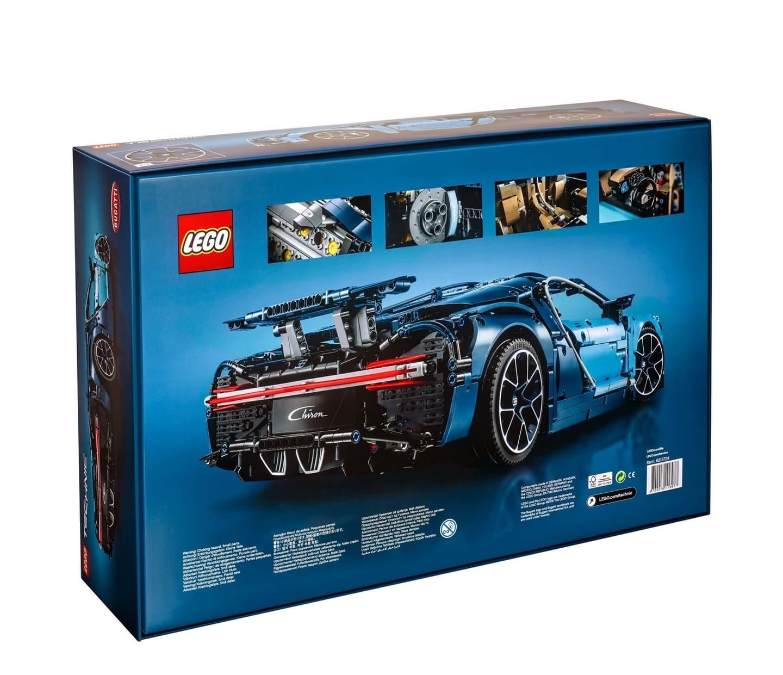 Bugatti Chiron Lego 0618 041