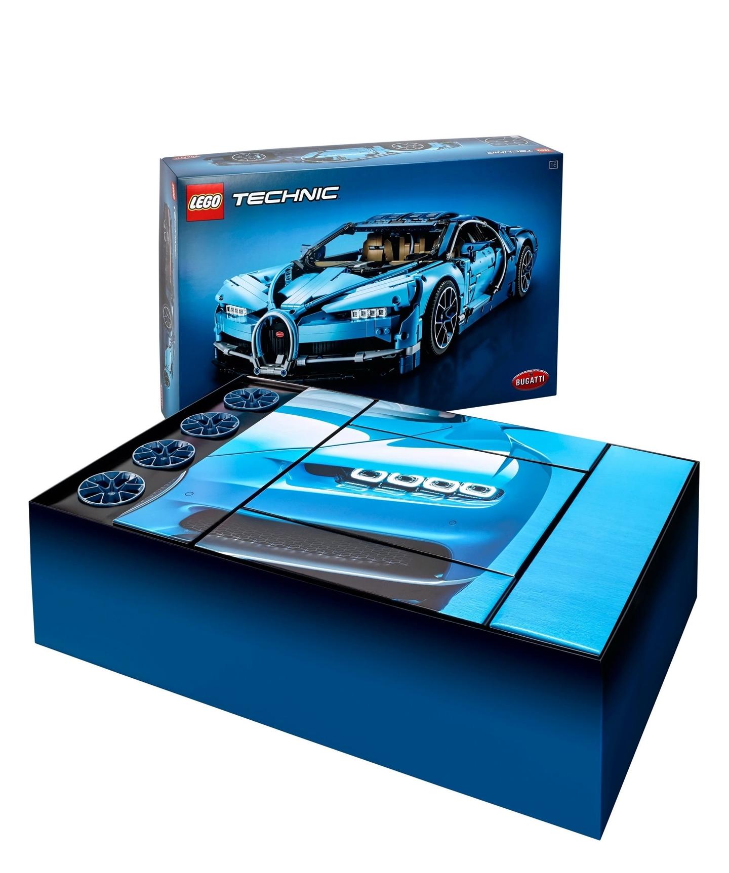 Bugatti Chiron Lego 0618 042