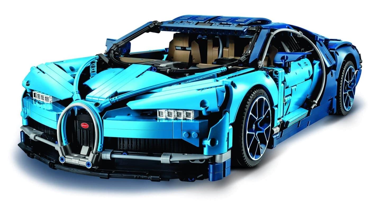 Bugatti Chiron Lego 0618 043