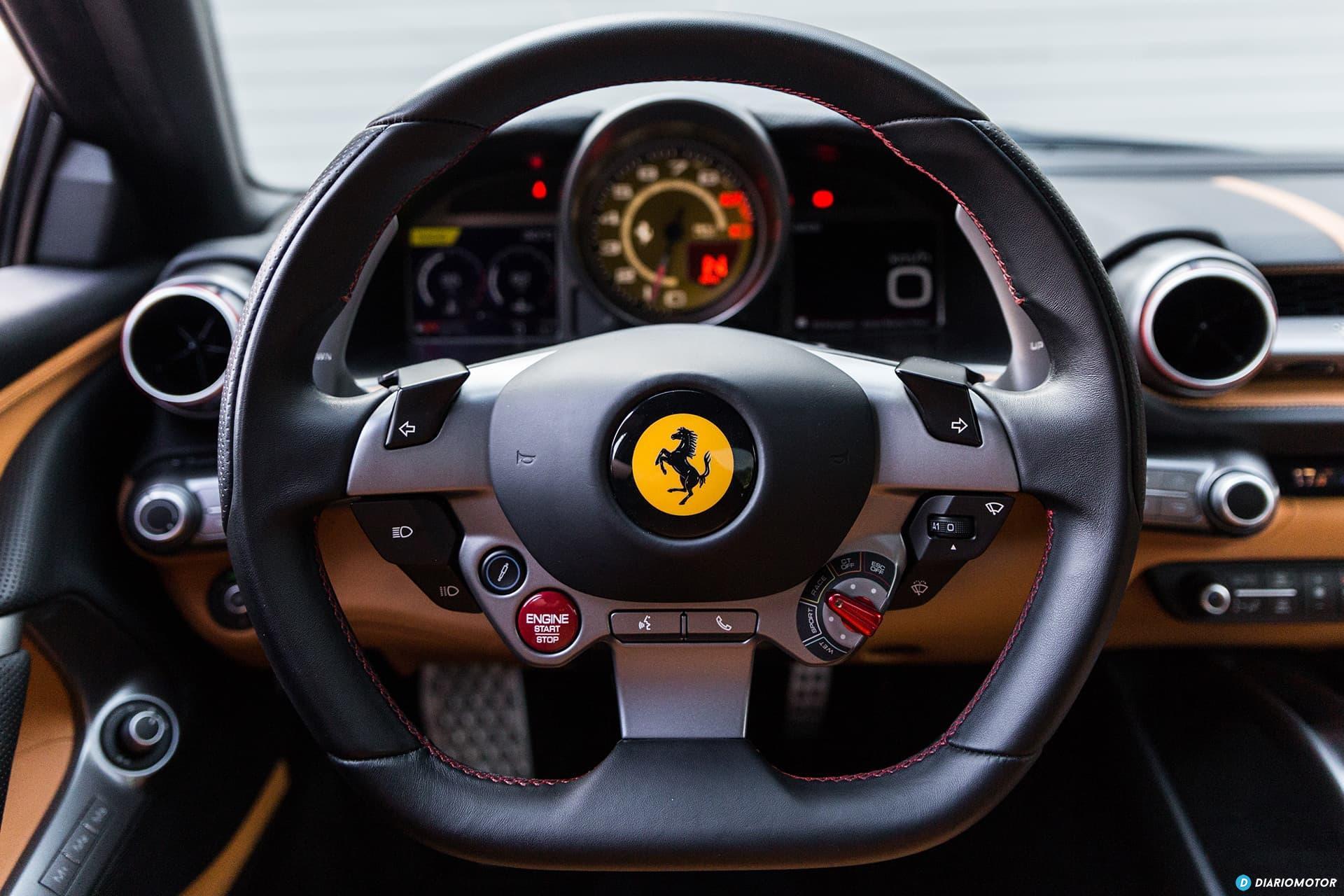 Ferrari 812 Superfast Interior 00001