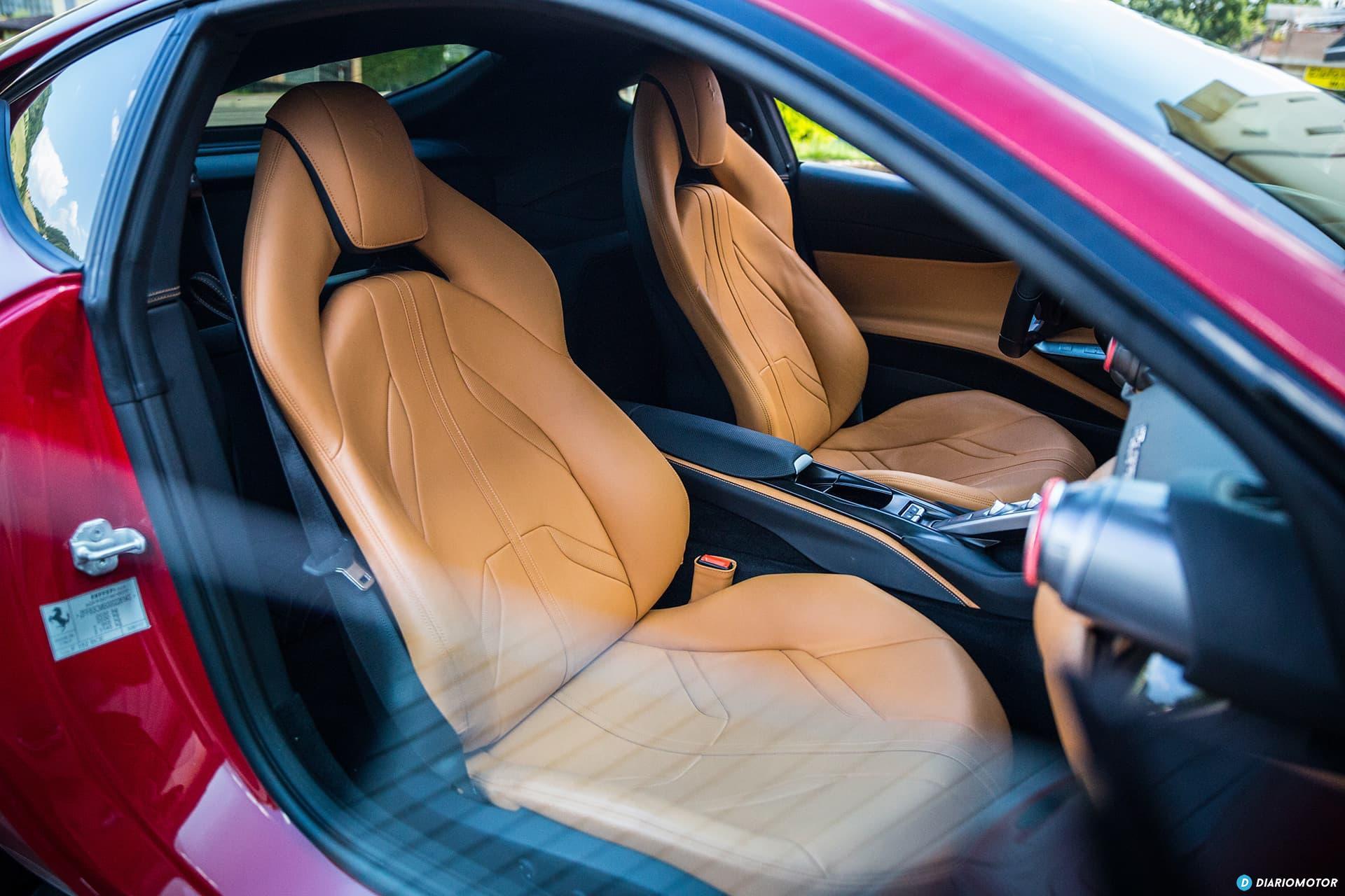Ferrari 812 Superfast Interior 00002