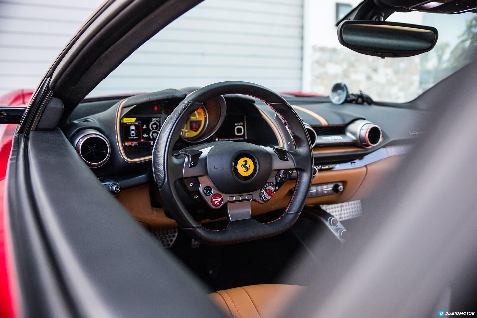 Ferrari 812 Superfast Interior 00005