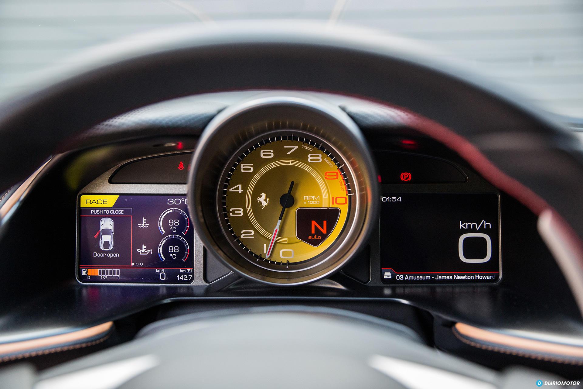 Ferrari 812 Superfast Interior 00013
