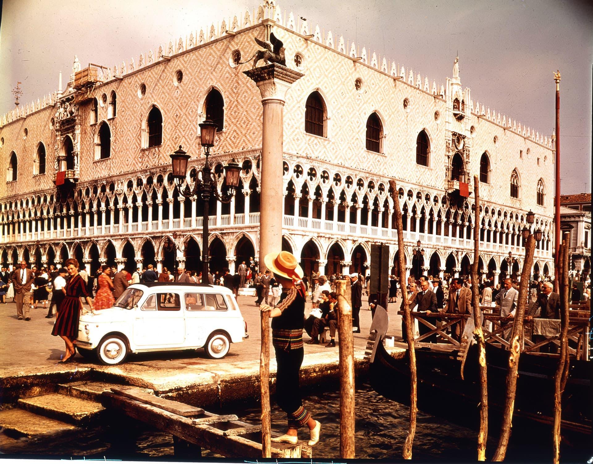Fiat 500 Giardiniera 1960 01