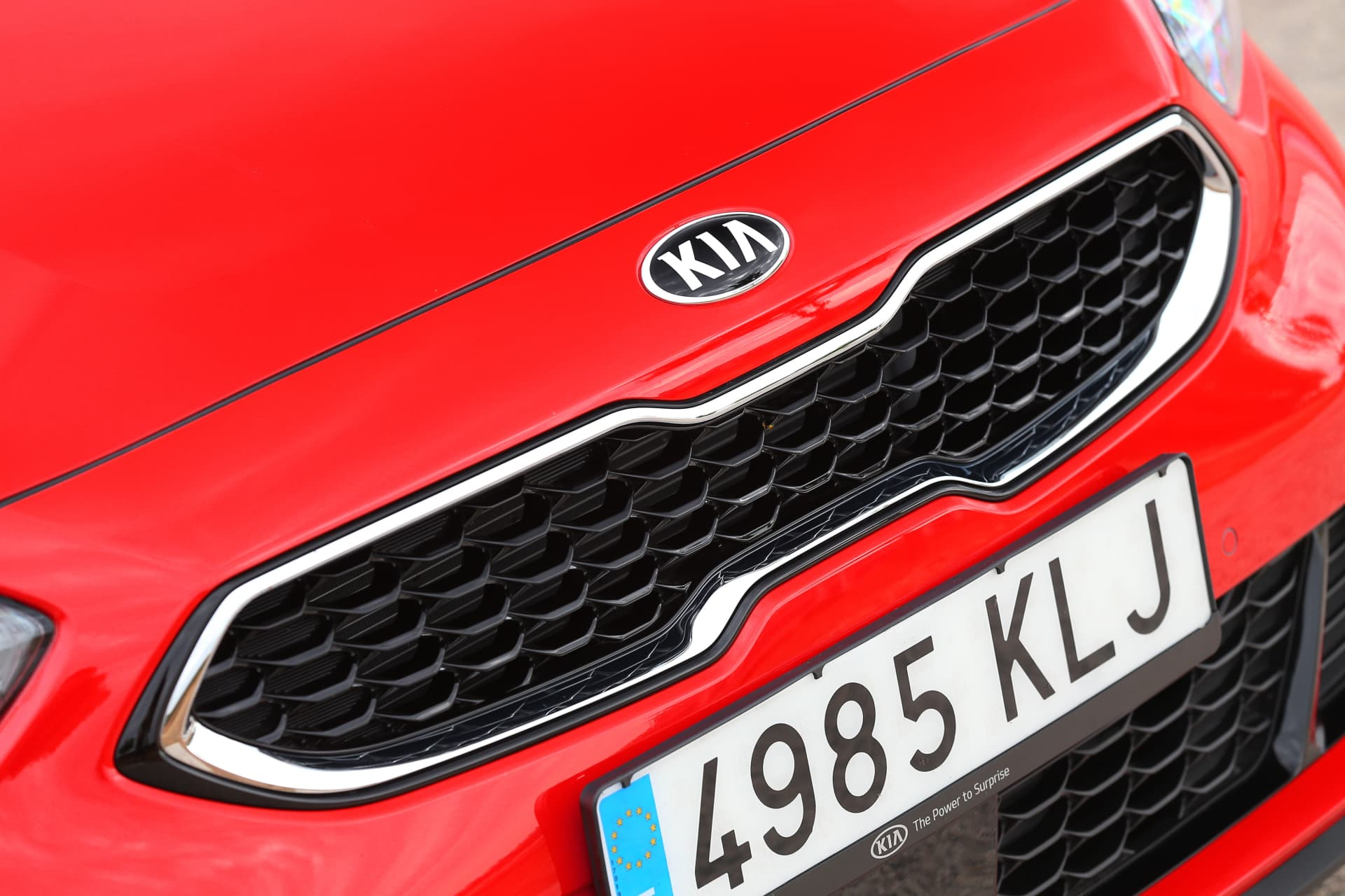 Kia Ceed 1 4 T Gdi 7 Dct Transmission 140hp Track Red 37