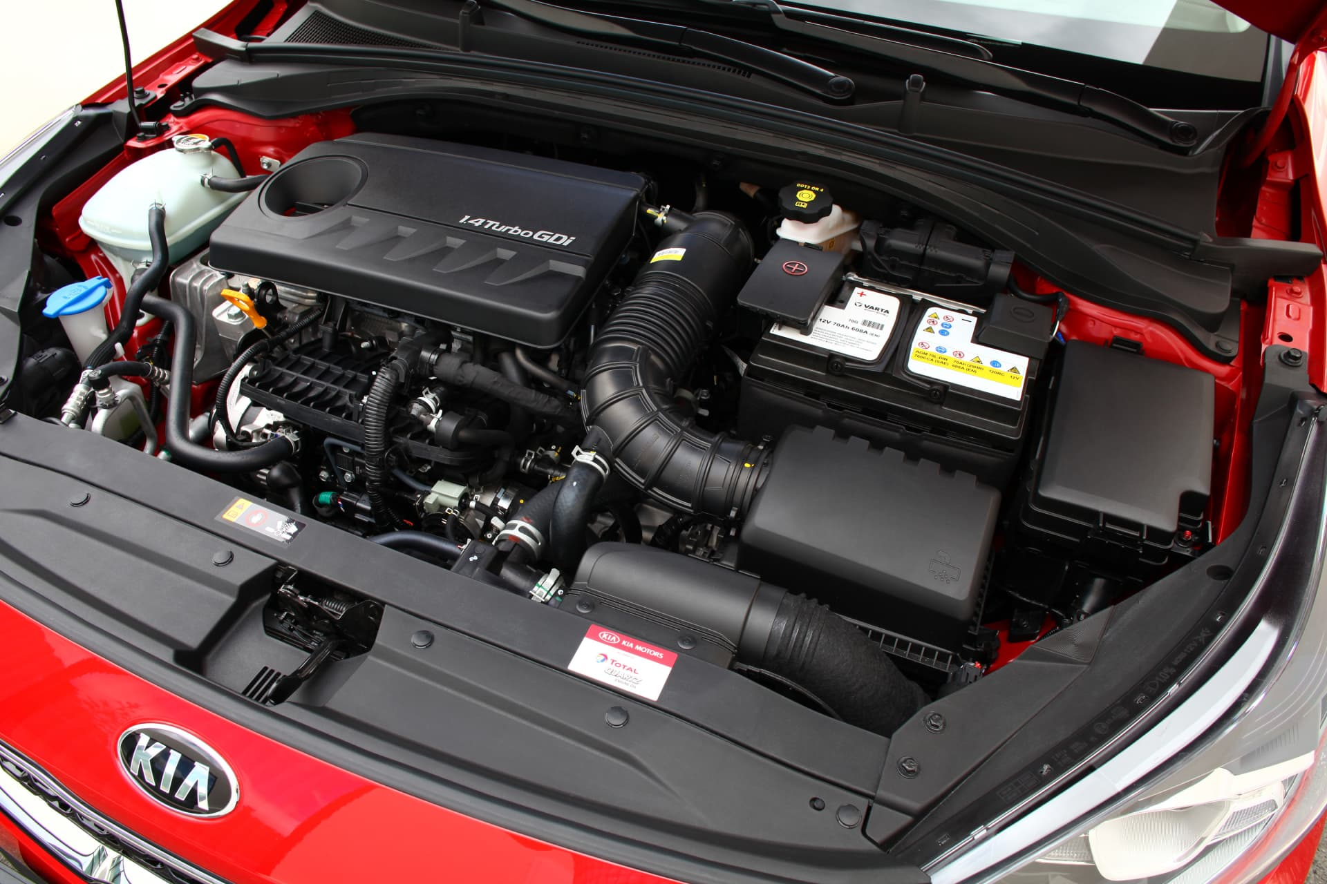 Kia Ceed 1 4 T Gdi 7 Dct Transmission 140hp Track Red 42