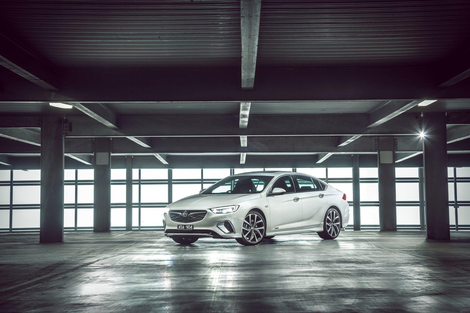 Opel Insignia V6 5